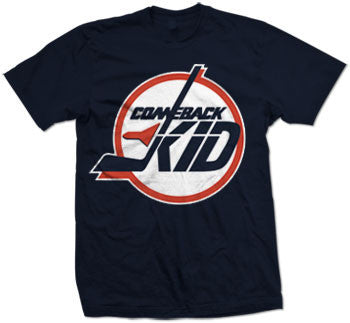"Comeback Kid ""Jets"" T Shirt"