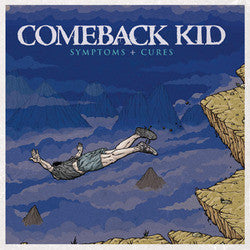 "Comeback Kid ""Symptoms + Cures"" CD"