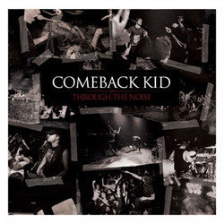"Comeback Kid ""Through The Noise"" CD/DVD"