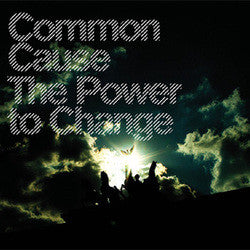 "Common Cause ""The Power To Change"" LP"