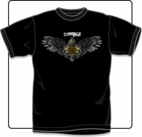 Converge Wings T Shirt