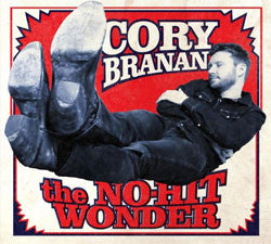 "Cory Branan ""The No Hit Wonder"" CD"