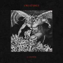 "Creatures ""I, Lucifer"" CD"