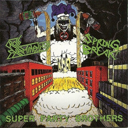 "Cross Examination / Spring Break ""Super Party Brothers"" 10"""