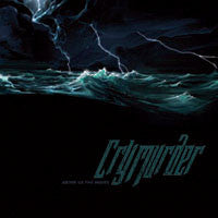 "Cry Murder ""Above Us The Waves"" CD"