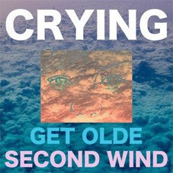 "Crying ""Get Olde / Second Wind"" CD"