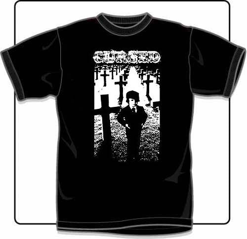 Cursed A Son Is Born T Shirt