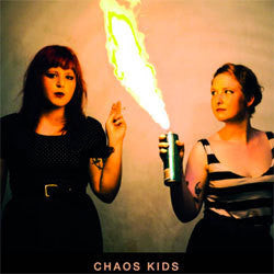 "Chaos Kids ""Self Titled"" 7"""