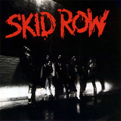 "Skid Row ""Self Titled"" LP"