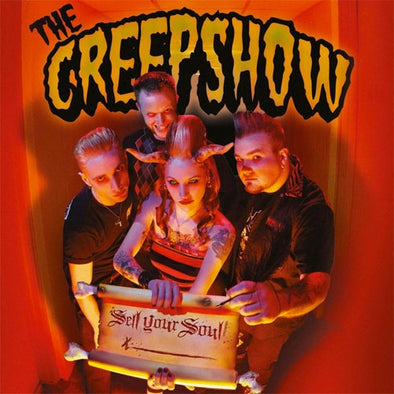 "The Creepshow ""Sell Your Soul"" LP"
