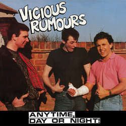 "Vicious Rumors ""Any Time, Day Or Night"" LP"