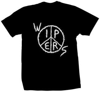 "Wipers ""Logo"" T Shirt"