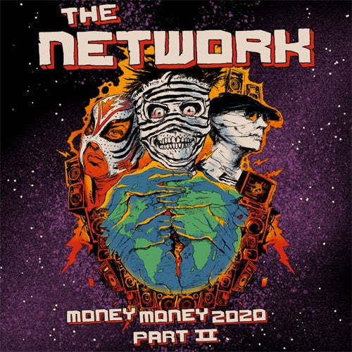 "The Network ""Money Money 2020 Pt. II: We Told Ya So!"" 2xLP"