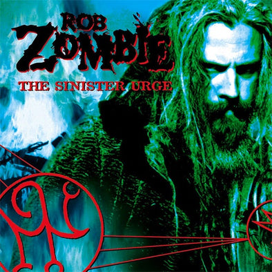 "Rob Zombie ""The Sinister Urge"" LP"
