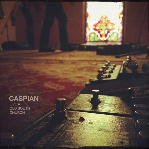 "Caspian ""Live At Old South Church"" LP"