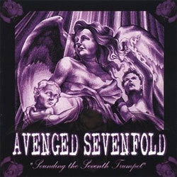 "Avenged Sevenfold ""Sounding The Seventh Trumpet"" 2xLP"
