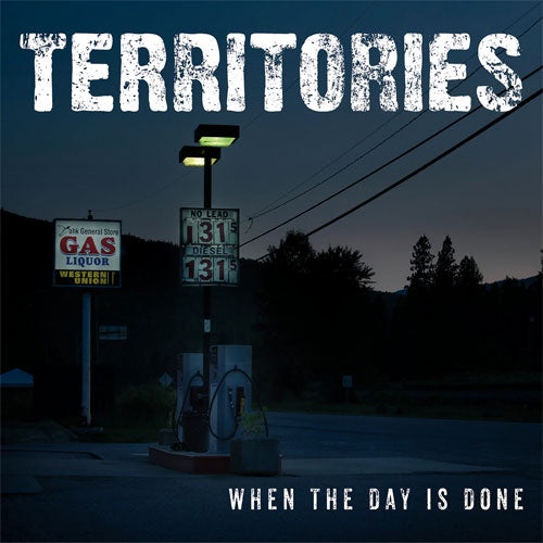 "Territories ""When The Day Is Done"" 10"""