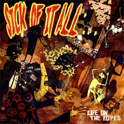 "Sick Of It All ""Life On The Ropes"" CD"