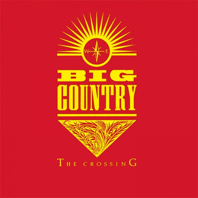 "Big Country ""Crossing"" 2xLP"