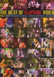 "Various Artists ""The Best Of Flipside Vol 1"" DVD"