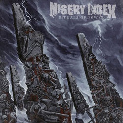 "Misery Index ""Rituals Of Power"" LP"