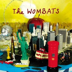 "The Wombats ""Self Titled"" 10"""