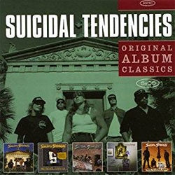 "Suicidal Tendencies ""Original Album Classics"" 5xCD"