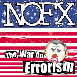 "NOFX ""The War On Errorism"" CD"