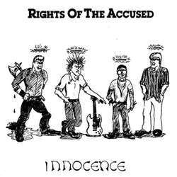 "Rights Of the Accused ""Innocence"" 7"""