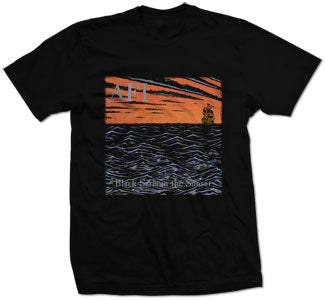 "AFI ""Black Sails"" T Shirt"