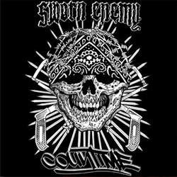 "Sworn Enemy / Countime ""Split"" 7"""
