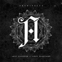 "Architects ""Lost Forever // Lost Together"" CD"