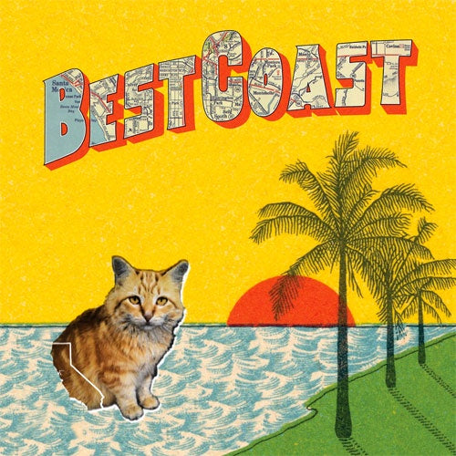 "Best Coast ""Crazy For You"" LP"