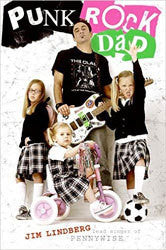 "Jim Lindberg ""Punk Rock Dad"" Book"