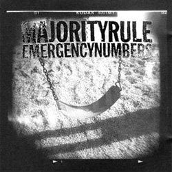 "Majority Rule ""Emergency Numbers"" LP"