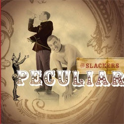 "The Slackers ""Peculiar"" CD"