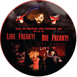 "Live Freaky Die Freaky ""Do The Creepy Crawl"" 7"""
