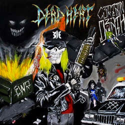 "Dead Heat ""Certain Death"" LP"
