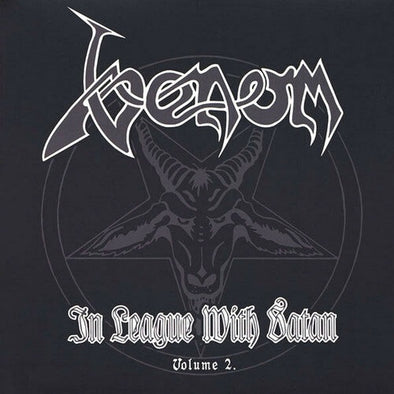 "Venom ""In League With Satan: Vol. 2"" 2xLP"