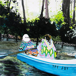 "The Peep Tempel ""Joy"" LP"