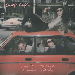 "Camp Cope ""How To Socialise & Make Friends"" Cassette"