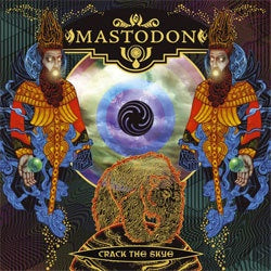 "Mastodon ""Crack The Skye"" Pic Disc LP"