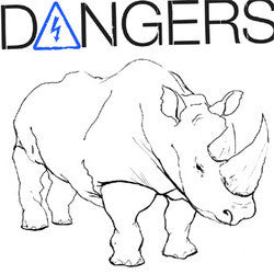"Dangers ""Anger"" LP"