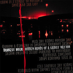 "Darkest Hour ""Hidden Hands Of A Sadist Nation"" 2xLP"