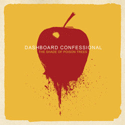 "Dashboard Confessional ""The Shade of Poison Trees"" LP"