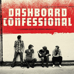 "Dashboard Confessional ""Alter The Ending"" LP"