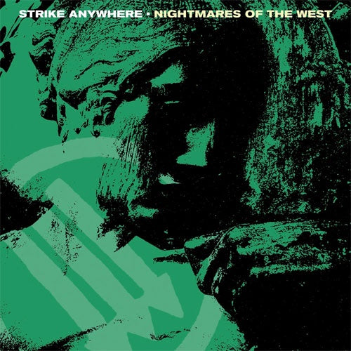 "Strike Anywhere ""Nightmares Of The West"" CD"