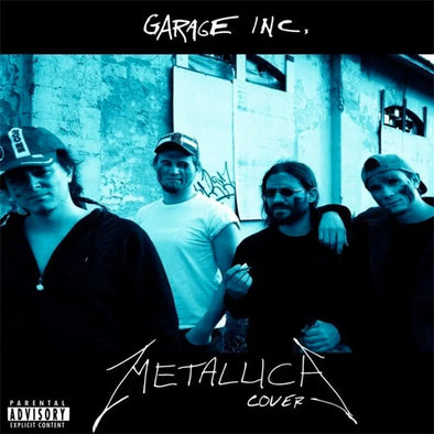 "Metallica ""Garage Inc"" 3xLP"