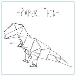 "Paper Thin ""Self Titled"" Cassette"