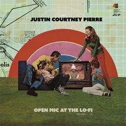"Justin Courtney Pierre ""Open Mic at the Lo-Fi: Vol 1"" LP"
